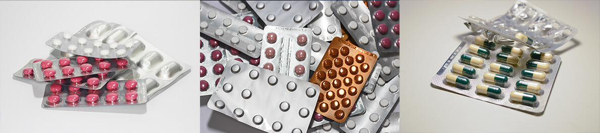 Pharmaceutical Foils